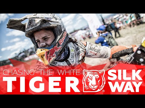 Spirit of the White Tiger on the Silk Way Rally | Silk Way Rally 2020🌏