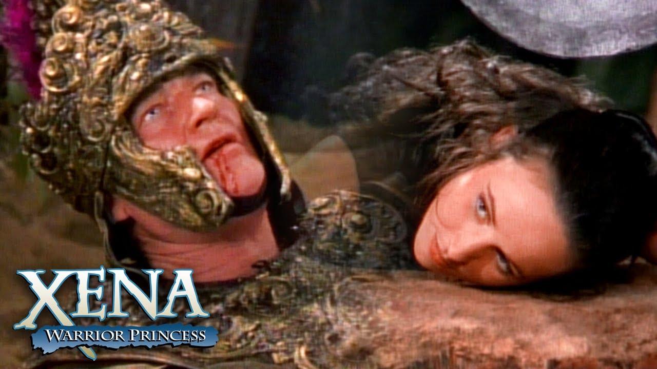 Download The Black Wolf's Death | Xena: Warrior Princess