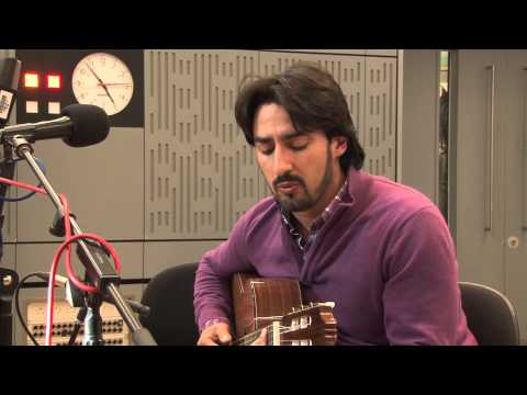 Charles Castronovo sings U Sciccareddu - BBC Radio 3 In Tune 11th April 2013