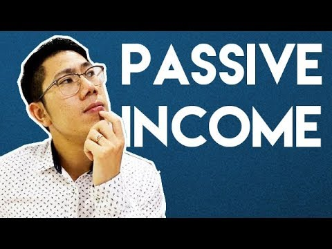มีรายได้ โดยที่ไม่ต้องทำงาน (PASSIVE INCOME) ดูให้จบ!!