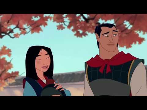 Mulan final scene