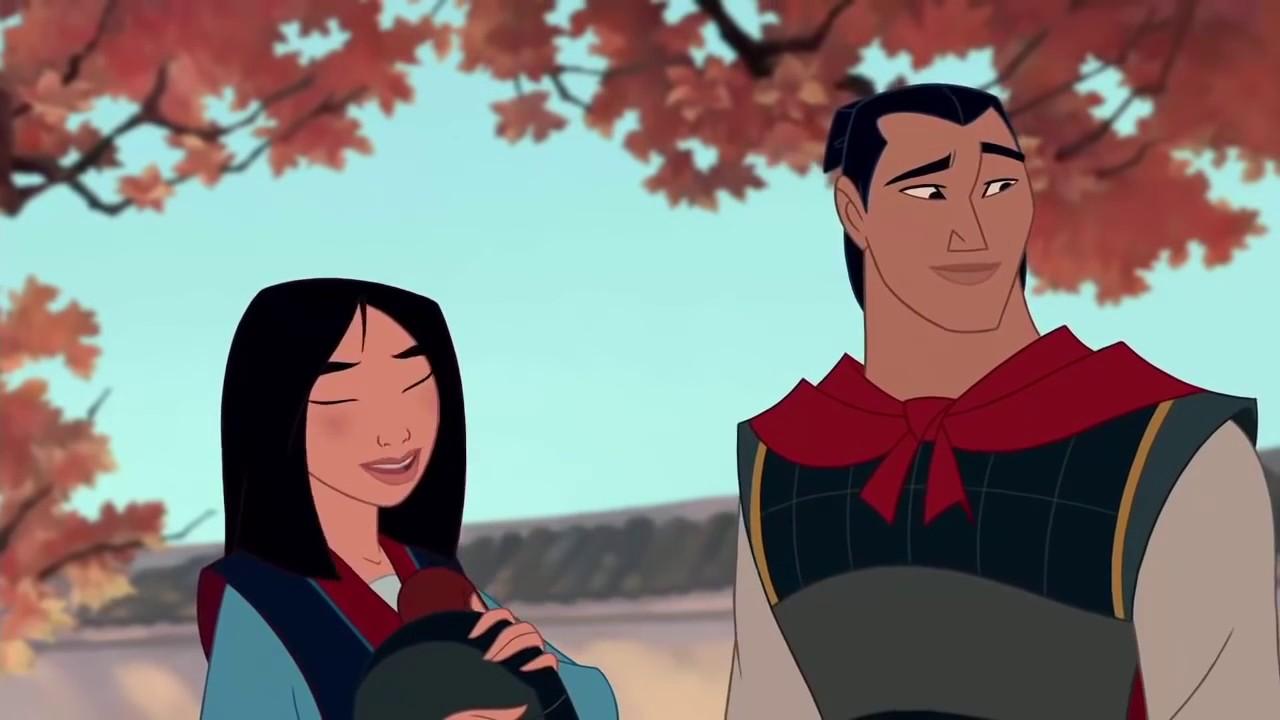 Mulan Final Scene Youtube