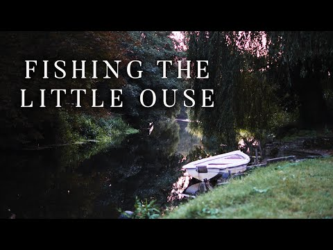 Little Ouse RIVER FISHING! - Roach, Rudd, Chub - UK