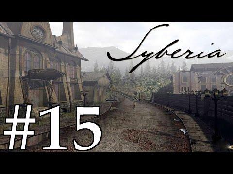 Syberia Walkthrough part 15  