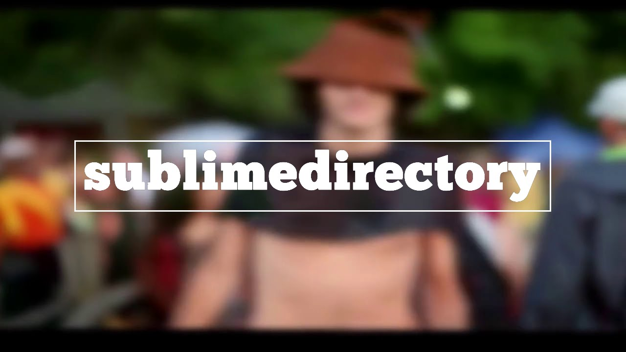 Adult directory sublime video