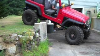 Rock Crawler Finished. Testin It thumbnail