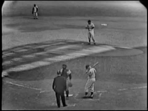 Roger Maris 1961 61st Home Run As Called By Red Barber Wpix Tv