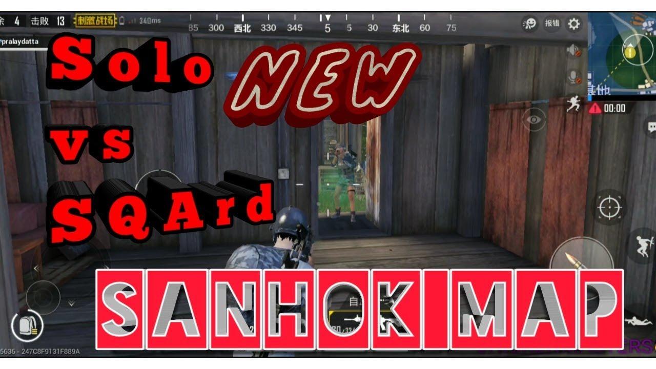Sanhok Map 0 8 6 Ultra Graphics Gameplay: PUBG MOBILE NEW SANHOK MAP
