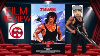 Rambo III (1988) Action Film Review