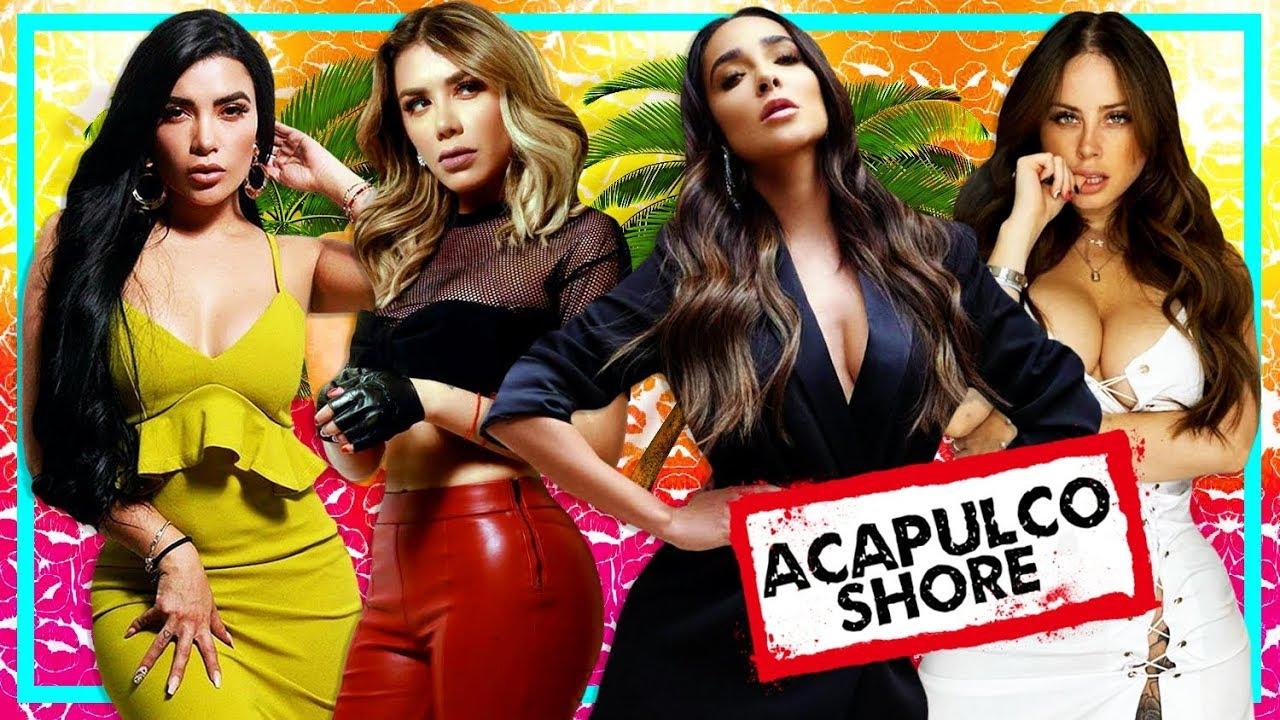 Conoce Los Integrantes Confirmados De Acapulco Shore 7
