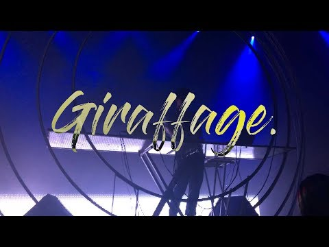REUPLOAD Giraffage Live Too Real Tour @ The Fillmore San Francisco, CA 11/21/2017