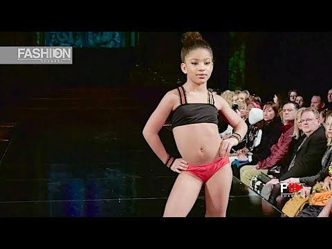 KK SWIMWEAR Fall 2019 NYFW AHF New York - Fashion Channel