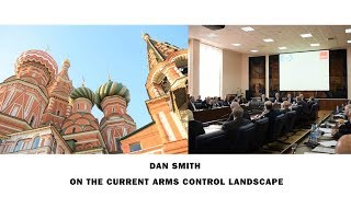 Dan Smith on the landscape of arms control thumbnail