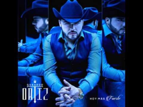 Gerardo Ortiz -  Hoy Mas Fuerte  (2015) (Official Nuevo álbum)(Descarga Completo)
