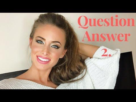 Question - Answer 2. - Sydney van den Bosch