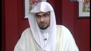 الشيخ صالح المغامسي مصير الملائكة يوم القيامة