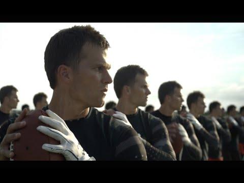 Mark Simone - Watch a Very Inspirational Tom Brady Commercial