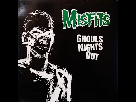 """Misfits - Ghouls Nights Out (12"""" Bootleg)"""