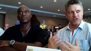 Interview With Charles Parnell & E.P. Steven Kane of TNT's The Last Ship at Comic-Con 2014 Thumbnail
