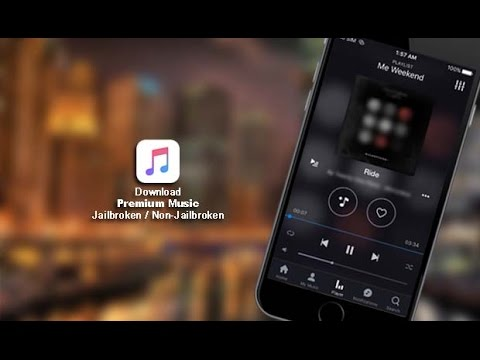 NEW How To Download Unlimited Premium Music On iPhone iOS 9.3.3 / 9.3.5 - 10.1 JB / NO JB
