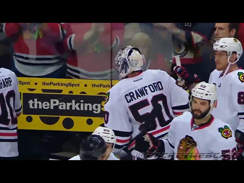 NHL GOALIE FIGHTS /ALTERCATIONS 2014