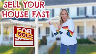 HOW I SOLD MY HOUSE IN ONE DAY!  HOW TO SELL YOUR HOUSE FAST  |  Emily Norris