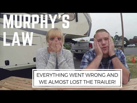 EVERYTHING WENT WRONG || BEGINNER RV MISTAKES || FULLTIME RV LIVING