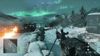 Battlefield 5: Grand Operations Gameplay (No Commentary)