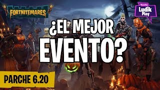 TABLE AVANT LA TEMPÊTE ? FORTNITE'S BEST EVENT? PARC 6.20 ? SAUVER LE MONDE
