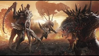 Evolve: Examining the Class and Monster Mechanics (Video Game Video Review)