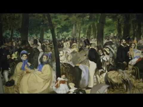 Richard E. Grant on Inventing Impressionism - YouTube
