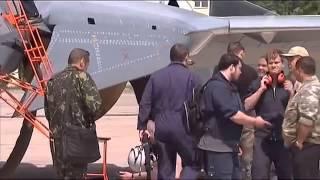 Путин Т 50 PAC  FA Истребитель 5 поколения 2014