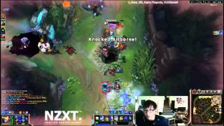 Doublelift - Adventures of Blue Ezreal (The Rise and Fall)