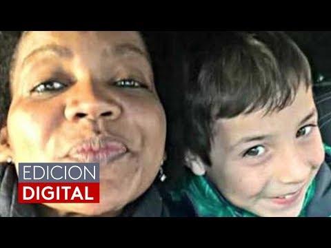 Una mujer dominicana es arrestada por la muerte del niño † Gabrielito † en España