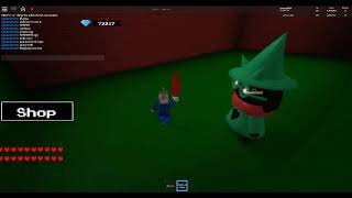 ROBLOX underfighters deltarune egg and wall!