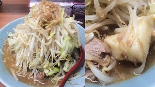 麺を餅に変えた二郎系インスパイア『立川マシマシ』の暴挙/湯島のカレー clover
