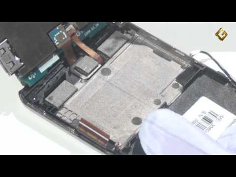 Samsung i900 - как разобрать телефон и из чего он состоит