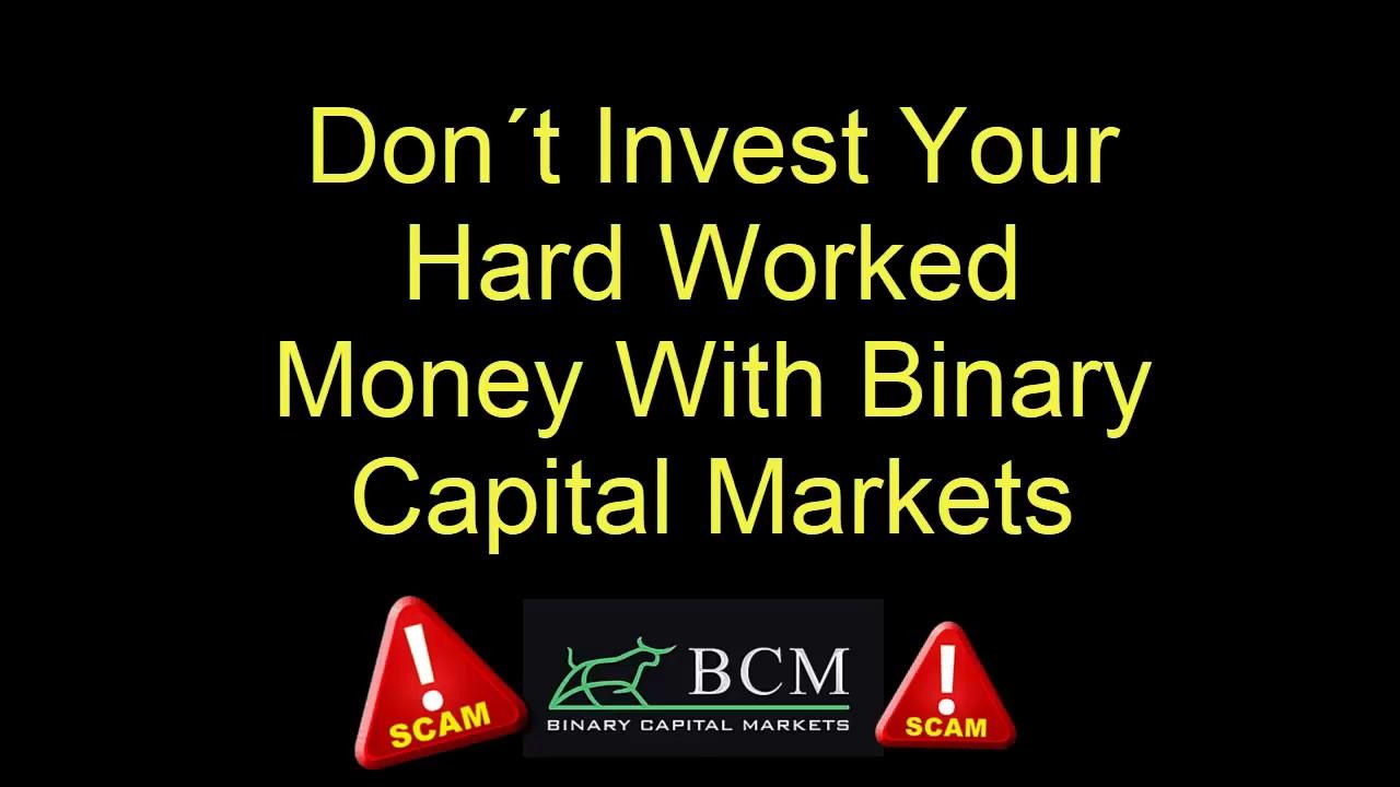 Binary capital markets review