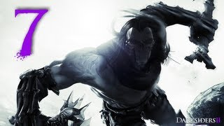 Darksiders 2 Walkthrough / Gameplay Part 7 - Ghouls and Low Priorities