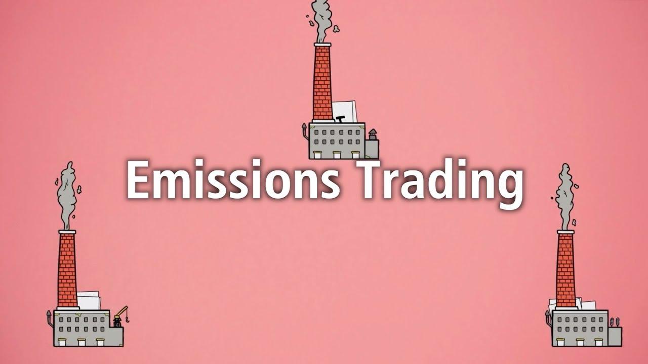 Definition make of carbon emission trading