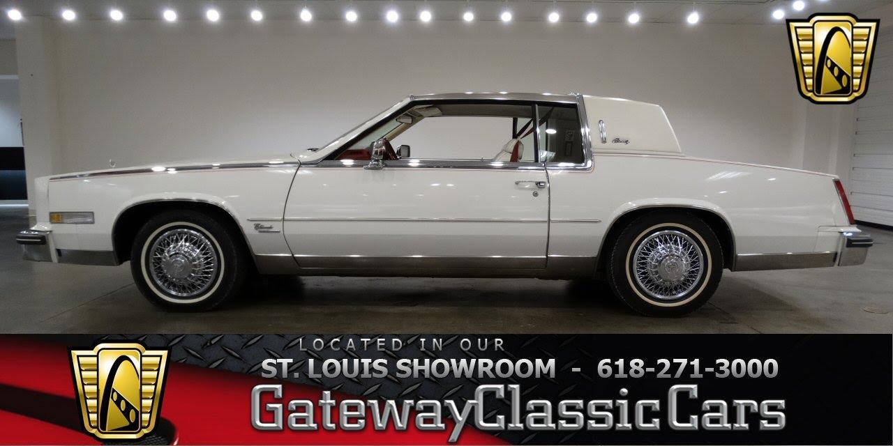 1980 Cadillac Eldorado 6803 Gateway Classic Cars Of St