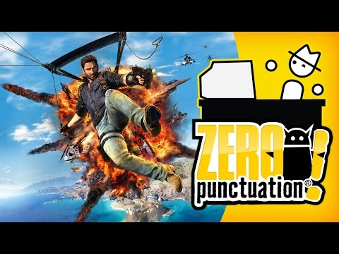 Just Cause 3 (Zero Punctuation)