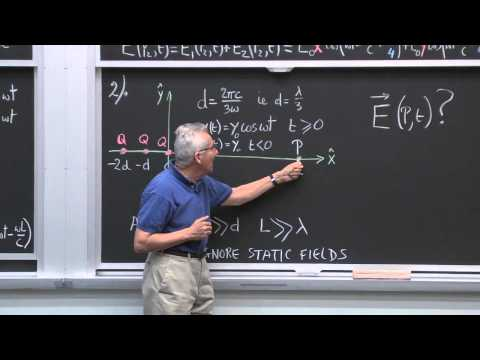 10. Interference of Electromagnetic Waves