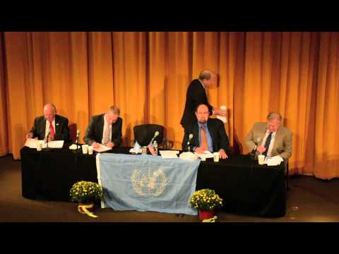 The Iran Nuclear Deal: Pros and Cons,  A Round Table Discussion