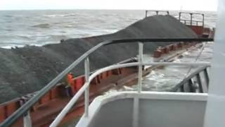 видео В Охотском море пропало уже  два судна с  золотосодержащей  рудой
