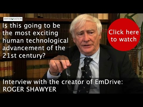 Full interview: Roger Shawyer, Creator of EmDrive