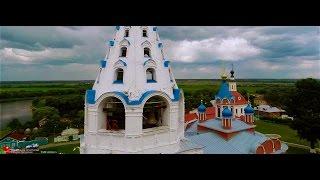 Коломенский кремль - аэросъёмка(Аэросъёмки: http://theBrusnika.ru., 2015-02-04T09:57:21.000Z)
