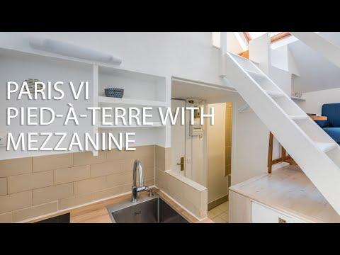 Apartment 1 rooms in PARIS VI , Paris , Ile de France ref 87358LAN75