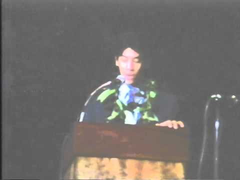 1975 Punahou School Commencement Ceremony (May 31, 1975)