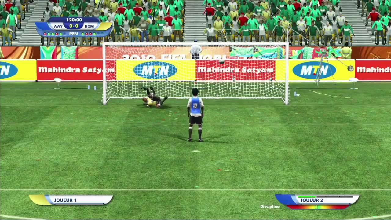 Coupe du monde de la fifa 2010 les p naltys didacticiel avanc youtube - Coupe du monde fifa 2010 ...